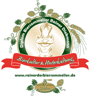 Logo Rainer Diekmann, Expedition ins Bierreich